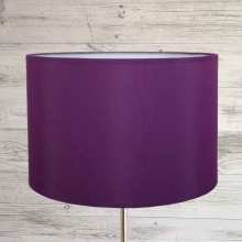 Purple Table Lamp Shade